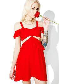 for love u0026 lemons gabriella cocktail dress dolls kill