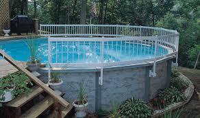 pool intex pool deck above ground pool deck plans lowes com