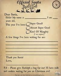 25 ideias exclusivas de free santa letter template no pinterest