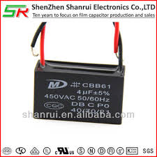 ac motor starting and running capacitor cbb61 celling fan wiring