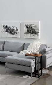 Modern Grey Sectional Sofa Sofas Center Stunningrn Gray Sofa Picture Inspirations Sectional