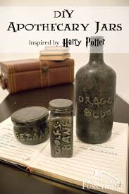 halloween glass jars diy halloween apothecary jars