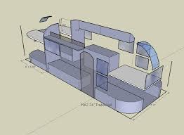 installed bunks in my u002766 tradewind airstream forums