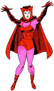 Kirby Halloween Costume Scarlet Witch Marvel Comics Avengers Early Writeups Org