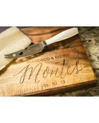 personalized serving platter don t miss this deal on custom cutting board personalized serving