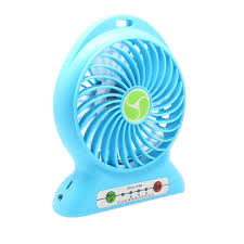 handheld fans new creative portable held desk rechargeable mini cooling fan