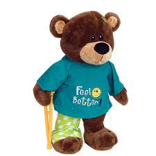 feel better bears well bears animated feel better singing feel better