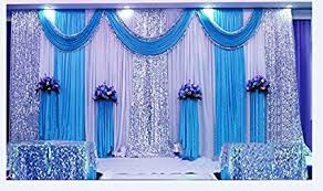 wedding backdrop drapes lb wedding stage decorations backdrop party drapes