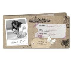 faire part mariage avec photo faire part mariage carnet de voyage et étiquettes planet cards