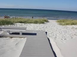 mayflower beach luxury rental home with large private beach