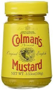 colmans original mustard 3 53 ounce grocery