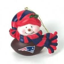 nfl new patriots home and away glass ornaments more