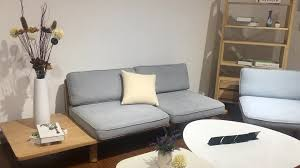 Modern Sofa Set Designs Prices Low Price Modern Nordic Fabric Home Lobby Wooden Sofa Set Design