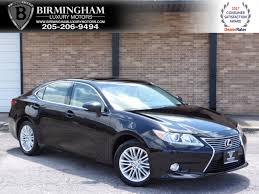 lexus in birmingham 2013 used lexus es 350 4dr sedan at birmingham luxury motors al