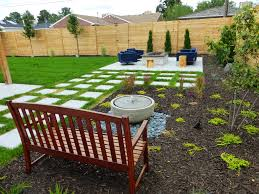 traditional modern mix urban gardens inc landscape design