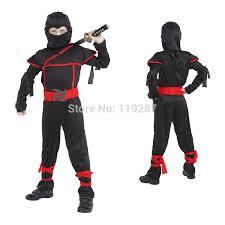 Halloween Costumes Ninjago Cheap Boys Ninja Halloween Costumes Aliexpress