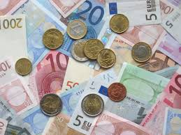 euro currency flags of countries