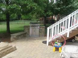 Deck With Patio Designs by Patio Design Archadeck Of Charlotte