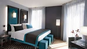 schlafzimmer blaugrau schlafzimmer grau ein erfreulich schlafzimmer braun blau wohndesign