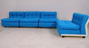sofa lounge modular amanta 4 seater sofa by mario bellini for c u0026b italia 1973