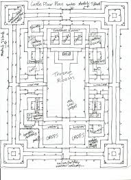castle floor plans minecraft minecraft blueprints higuchi castle floor map by higuchiphoenix on