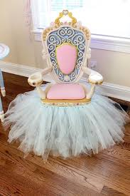 princess birthday party royal throne from a princess pink cinderella birthday party at