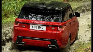 luxury range rover 2018 updated luxurious range rover sport full review youtube