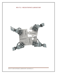 mechatronics lab manual me 6712 pdf download available
