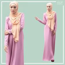 atheera jubah atj04 dusty purple