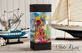 i love doing all things crafty paper tropical fish aquarium
