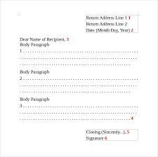 informal business letter sle 28 images informal letter format