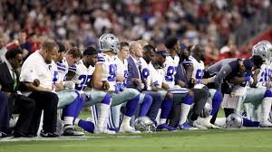 Dallas Cowboys Flags And Banners America U0027s Team U0027 All Dallas Cowboys Owner Take A Knee During