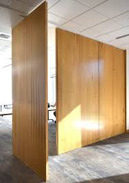 Temporary Room Divider With Door Temporary Walls Archives Non Warping Patented Honeycomb Panels