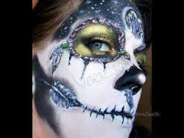 sugar skull theme indian different from your every