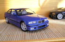 bmw m3 miniature bmw m3 e36 by ut models miniatures au 1 18