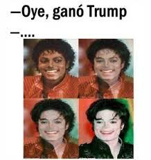 Memes De Michael Jackson - dopl3r com memes oye ganó trump explicado con michael jackson