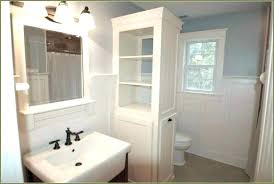 White Linen Cabinets For Bathroom Bathroom Vanity Linen Cabinet Combo Strikingly White Bathroom