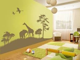 nice jungle kids room a kids jungle wall same page grass rug cut