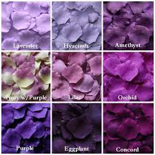 different colors of purple different colors of purple like this item mixing colors purple and