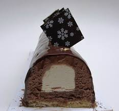 cuisine de noel 2014 chocolate chestnut bûche de noël