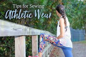 fabric com blog let s create something together tips for sewing athletic wear