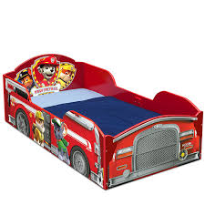 Baby Cribs That Convert To Toddler Beds by Amazon Com Delta Children Wood Toddler Bed Nick Jr Paw Patrol