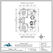 Home Design 10 Lakh 2 Bedroom Beautiful Home Plan For Just 10 Lakh In 612 Sq Ft Free