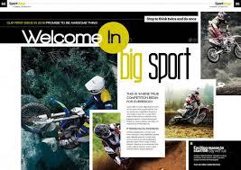 download desain majalah desain majalah olahraga extreme magazine template designs download