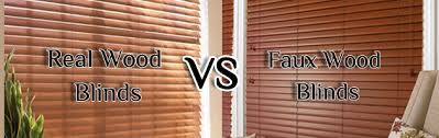 real wood sunshade blinds drapery wood blinds vs faux wood blinds