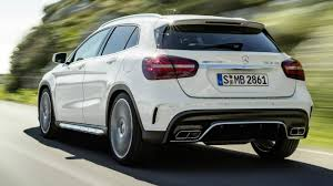 mercedes gla amg 2018 mercedes gla 45 amg 4matic 375 hp drive and design