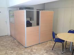 claustra bureau amovible fixation cloison amovible avec claustra bureau amovible awesome