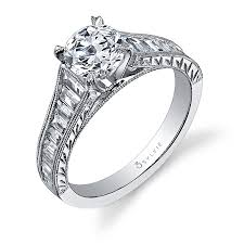 engraving engagement ring classic engraved solitaire diamond engagement ring