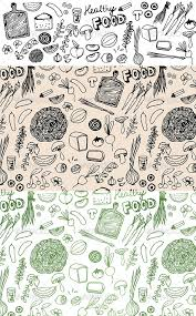 seamless pattern food healthy food seamless pattern by mali658 graphicriver