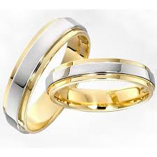two tone wedding bands wedding rings two tone gold tbrb info tbrb info